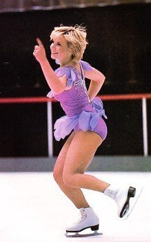 1982 World champion Elaine Zayak was 1981 US Champion and 1981 World silver medalist. She placed 6th at the 1984 Olympics.