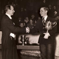 Eddie LeMaire, 1943 US junior men's champion