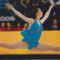 2007 National silver medalist Emily Hughes
