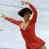 1976 Olympic gold medalist Dorothy Hamill