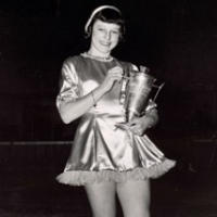1951 US National Champion Sonya Klopfer